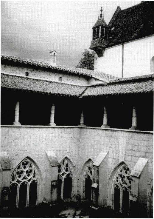 Espaces monastiques ruraux en Rhône-Alpes - Les bâtiments - Alpara 75263e6bf77