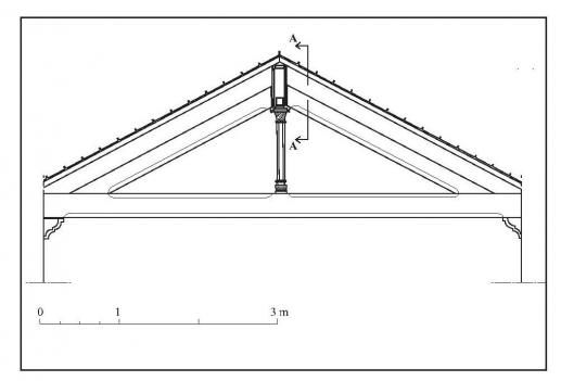 charpentiers et couvreurs premi re partie les r alit s arch ologiques alpara. Black Bedroom Furniture Sets. Home Design Ideas