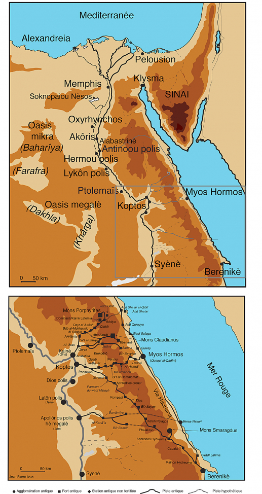 The Eastern Desert of Egypt during the Greco-Roman Period