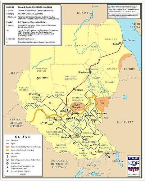 State and Societal Challenges in the Horn of Africa - Resource-based
