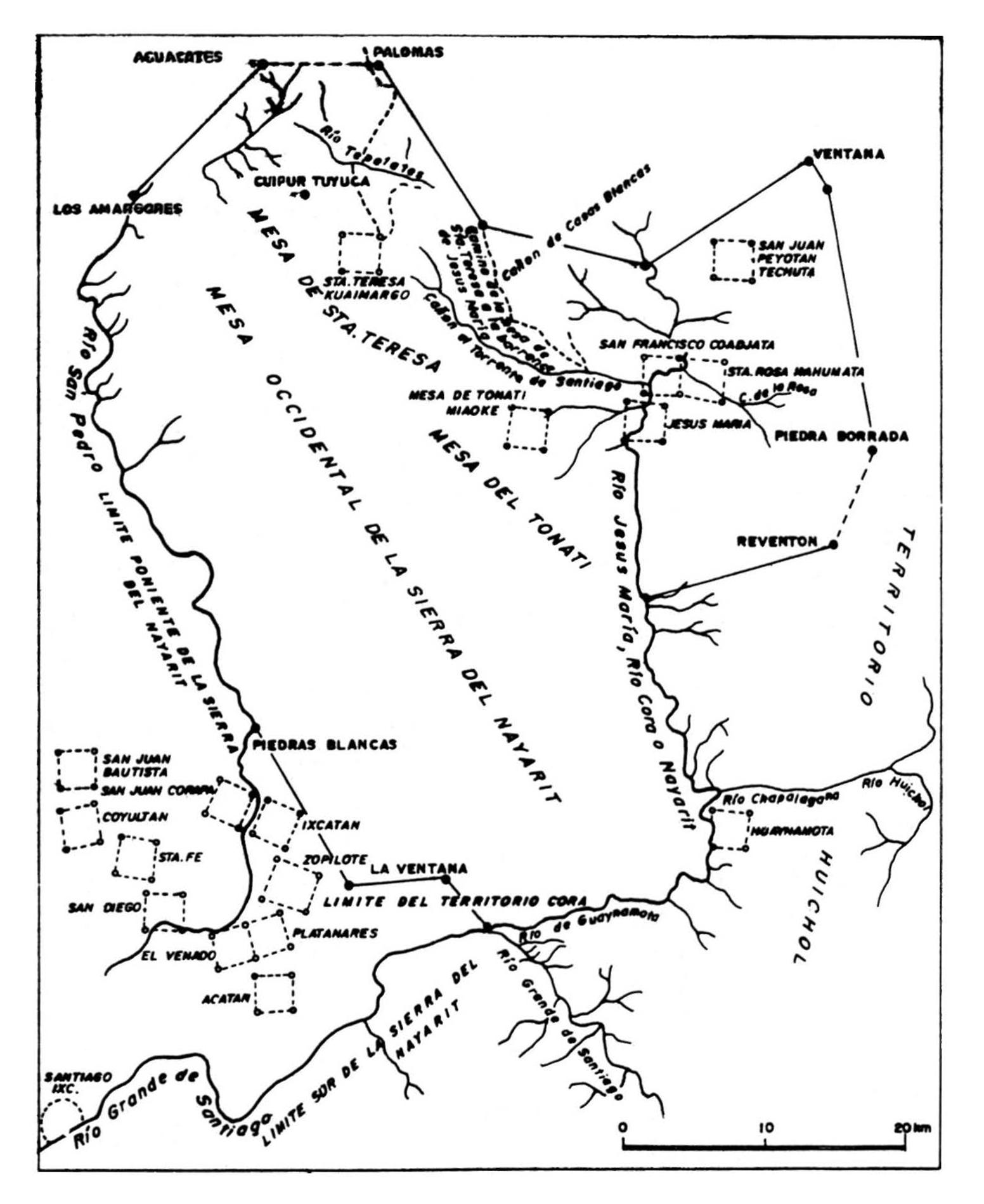 Por tierras occidentales: entre sierras y barrancas - 4. La Sierra ...