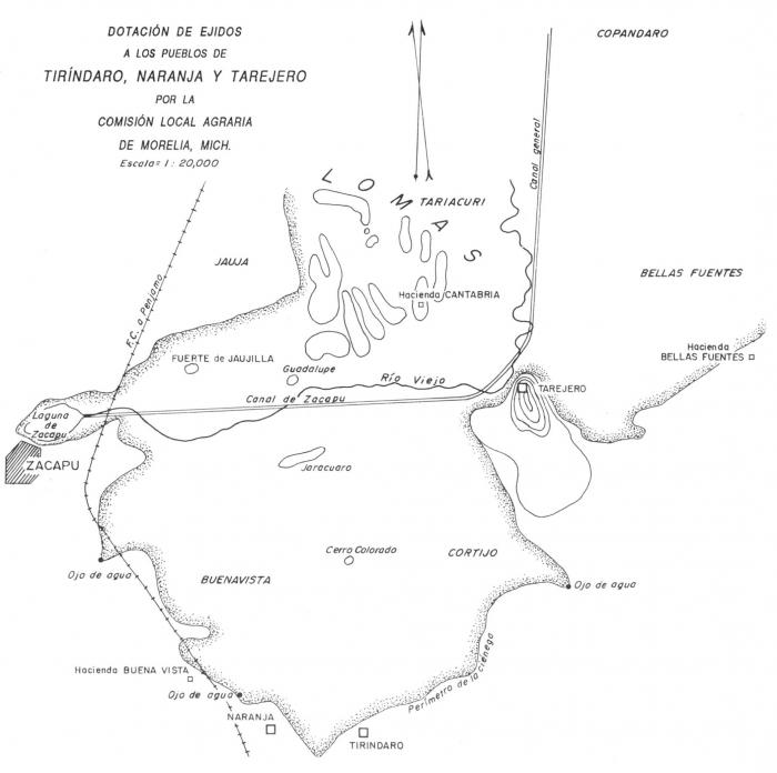 Arqueologa de las Lomas en la cuenca lacustre de Zacapu