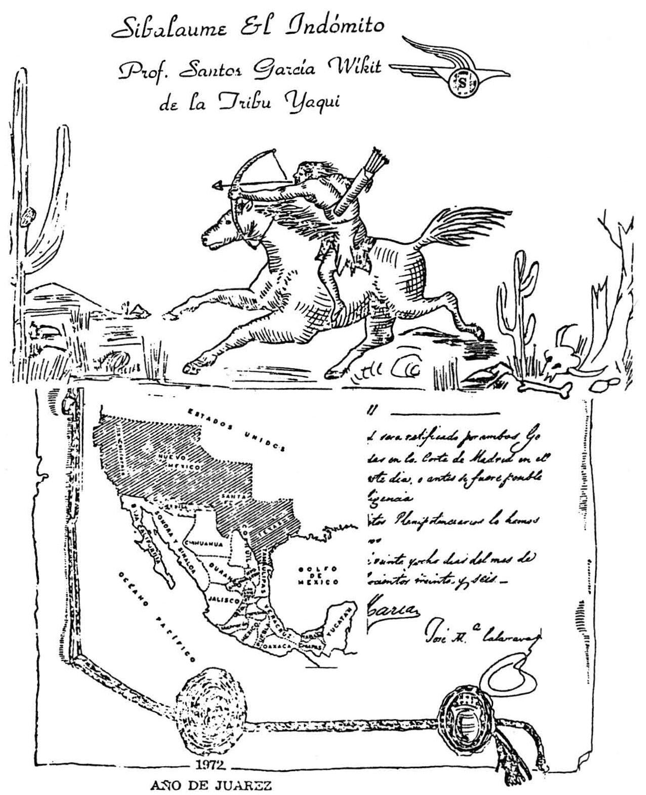 Una resistencia india - III. La participación de los Yaquis en la ...