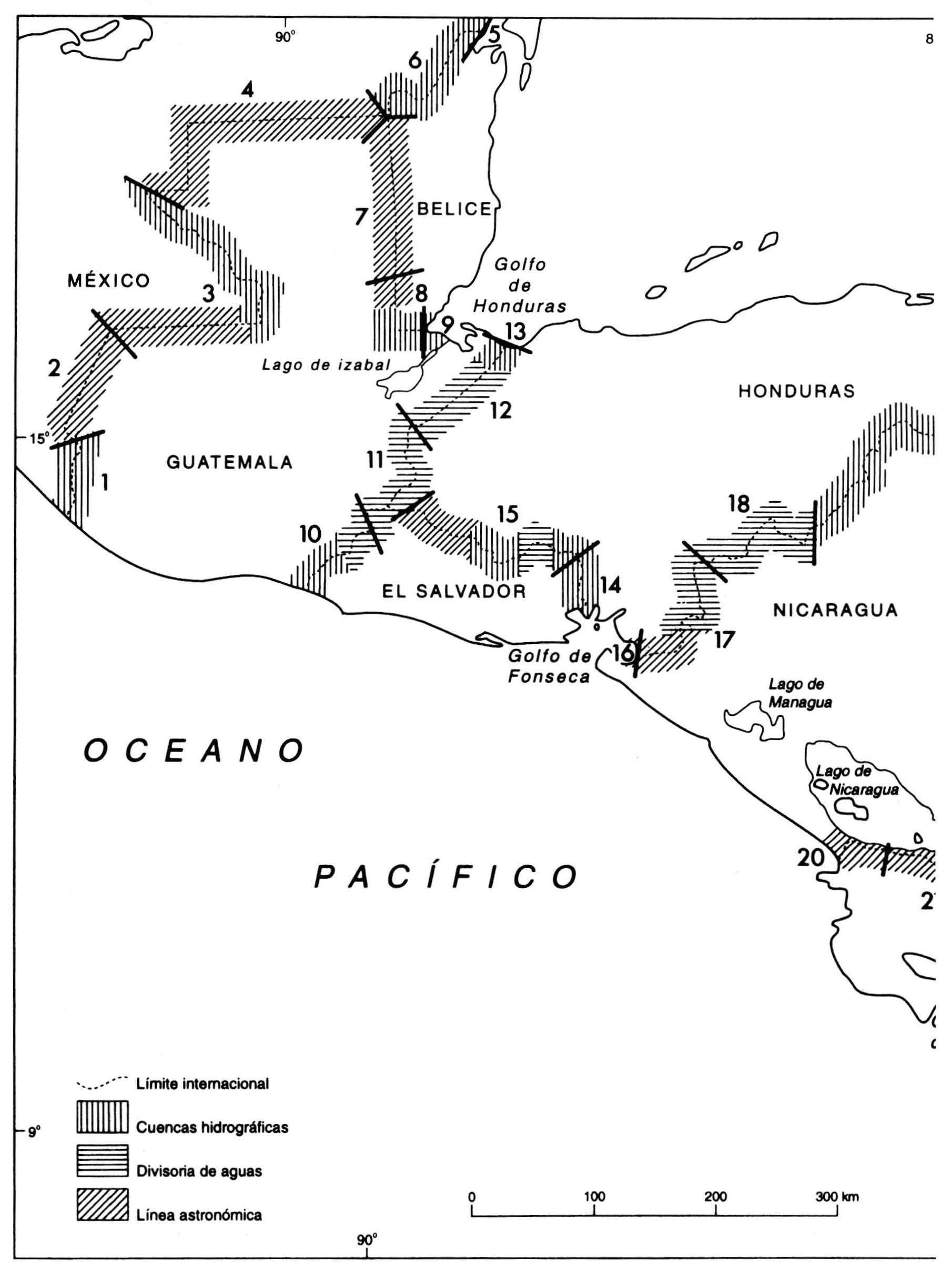 Las Fronteras Del Istmo La Cooperacion Transfronteriza Y Los Nuevos Paradigmas De La Integracion Centroamericana Centro De Estudios Mexicanos Y Centroamericanos