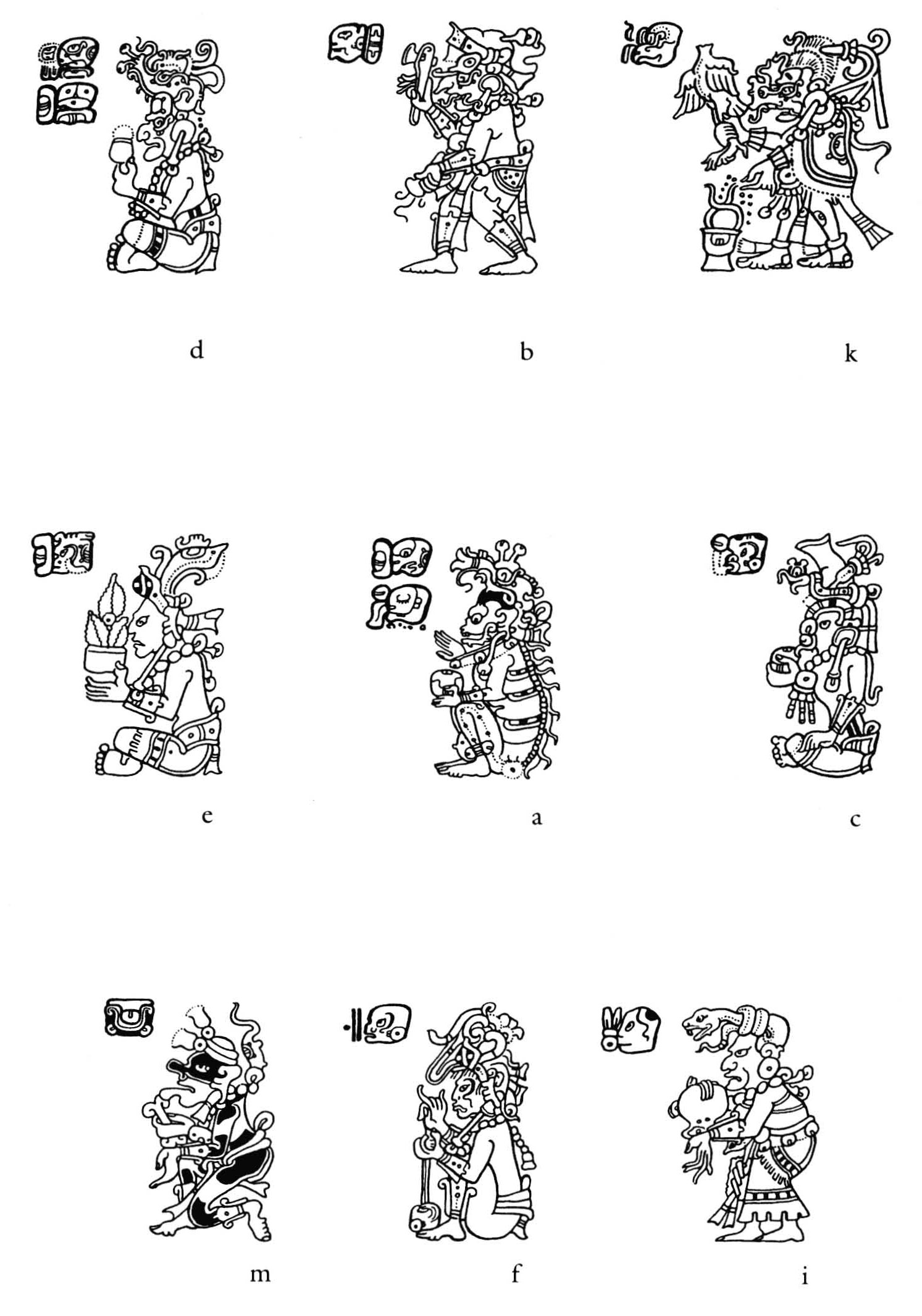 Una Historia De La Religion De Los Antiguos Mayas Capitulo Iii