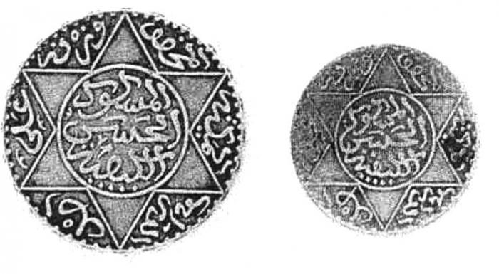 Le Maroc antique et sa monnaie ..or,bronze et argent Img-5-small700