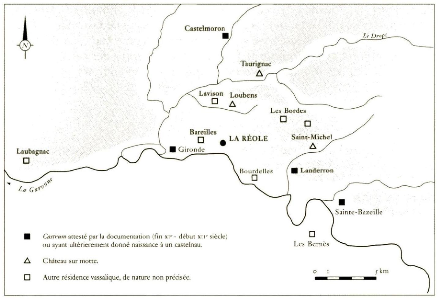 Les Origines De La Feodalite Seigneurie Et Feodalite En Bordelais D Apres Les Vieilles Coutumes De La Reole Casa De Velazquez