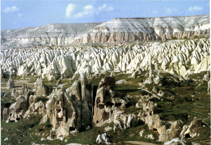 La cappadoce le patrimoine chr tien de la cappadoce for Capp paysage