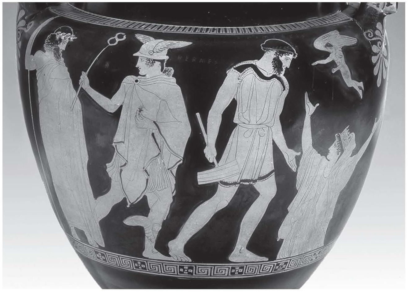 Dossier Des Vases Pour Les Athéniens Prometheus Epimetheus And Pandora From Athenian Pottery To Satyr Plays And Cult éditions De L école Des Hautes études En Sciences Sociales