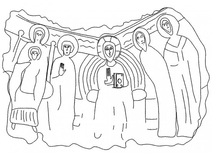 la moda più votata ultima selezione del 2019 prezzo incredibile Pittura rupestre medievale - Capitolo II. Catalogo delle ...