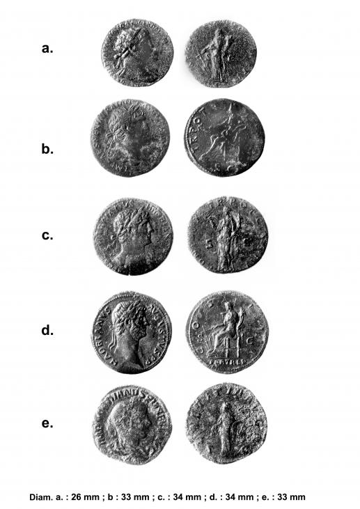 lettura e datazione monete imperiali romane