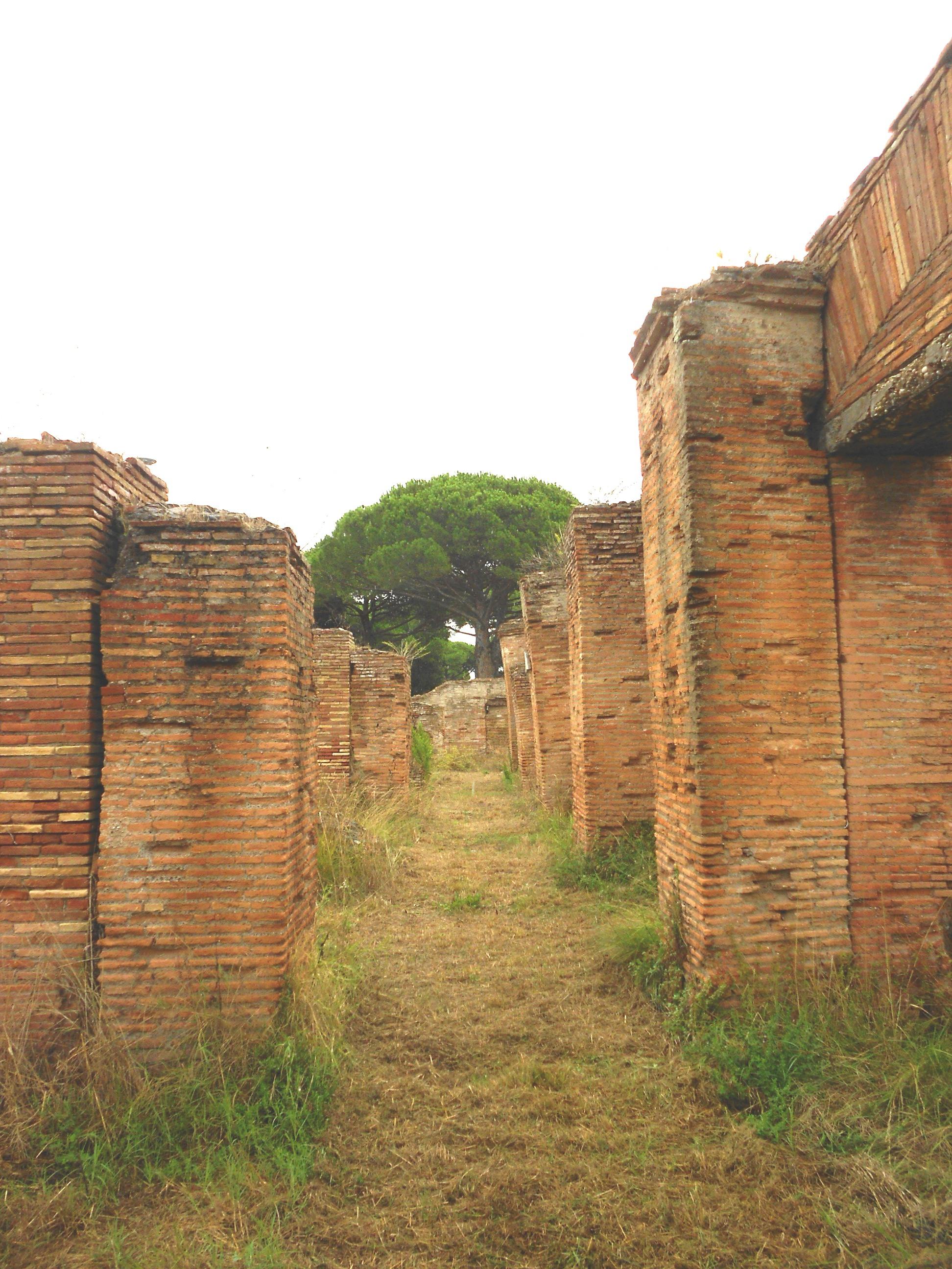 Ricerche su Ostia e il suo territorio - Chronology in Late