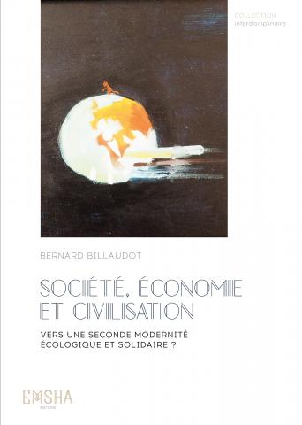 Société, économie et civilisation. Couverture