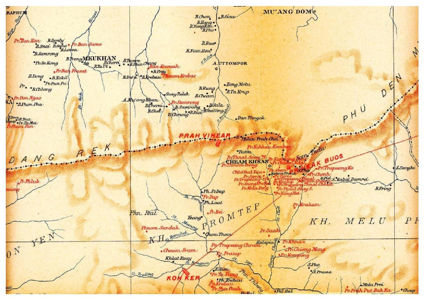 World heritage angkor and beyond preah vihear gttingen agrandir malvernweather Image collections