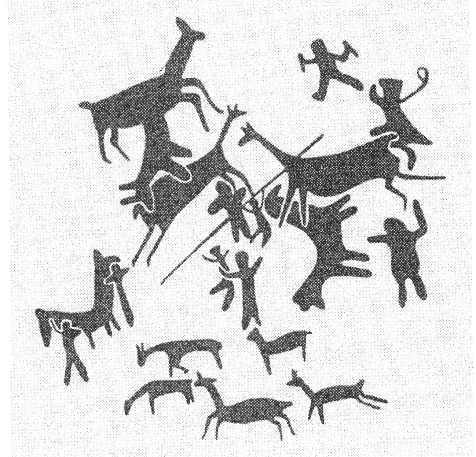 El arte rupestre del antiguo Perú - Capítulo II. Las pinturas ...