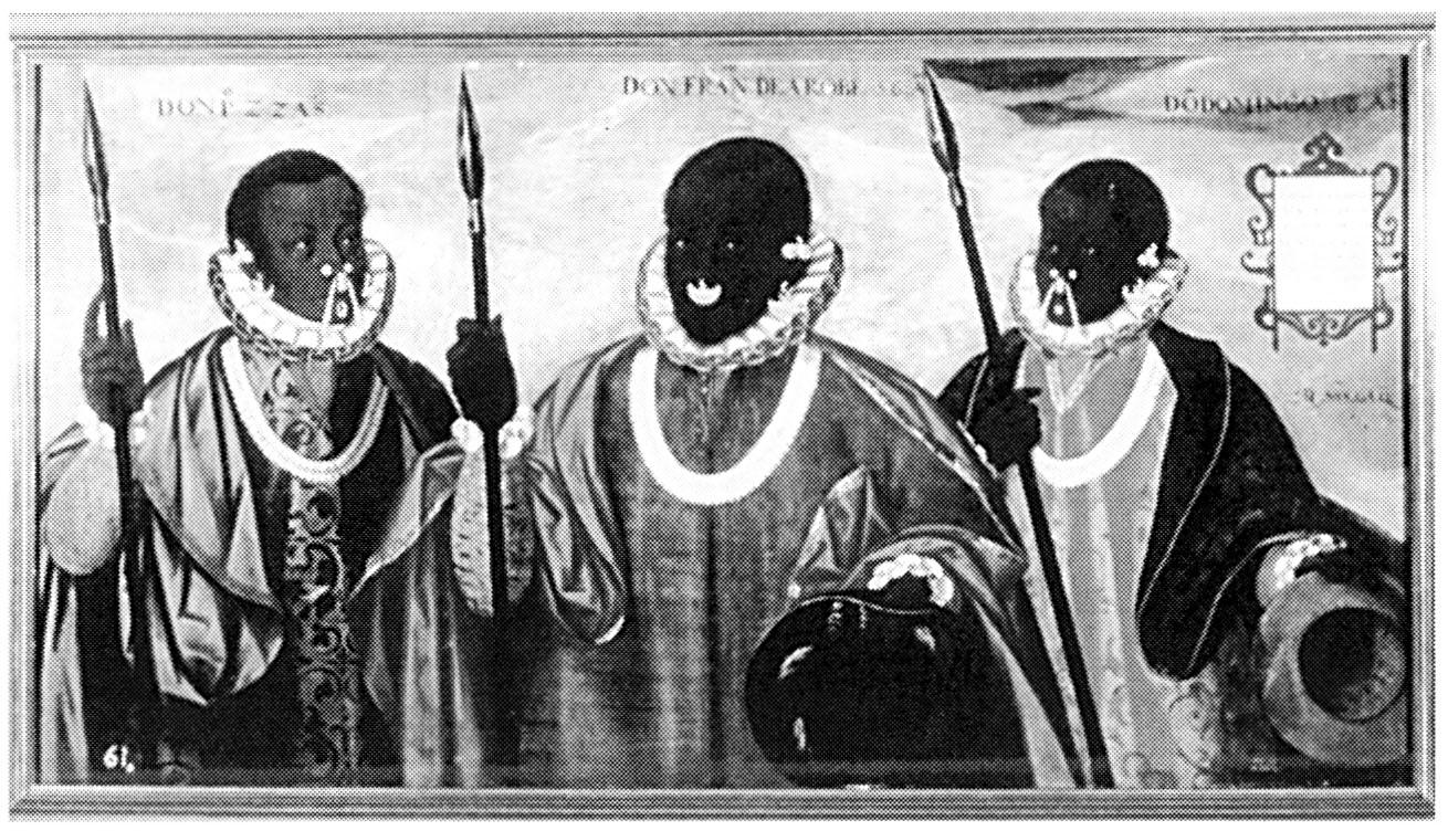 """El negro en la Real Audiencia de Quito (Ecuador) - Capítulo 2. La """"tiranía  de los negros y mulatos"""" en Esmeraldas - Institut français d'études andines"""