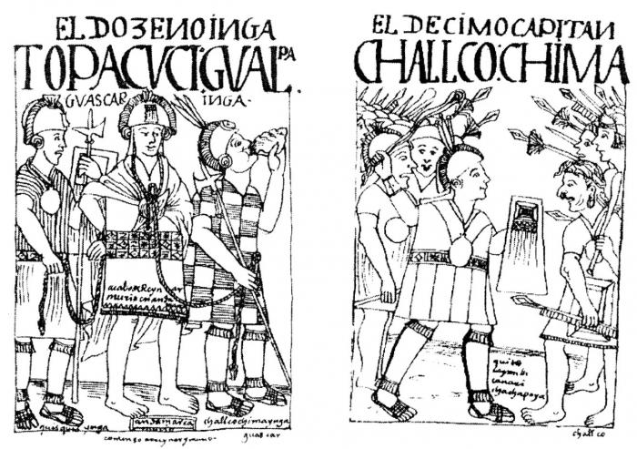 Mitos políticos en las sociedades andinas - La manipulación del ...