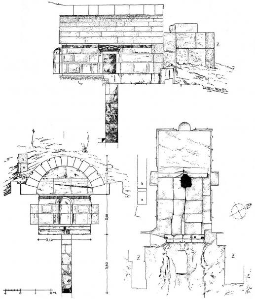 La vie religieuse au liban sous l 39 empire romain b kaa for Architecture maison traditionnelle libanaise