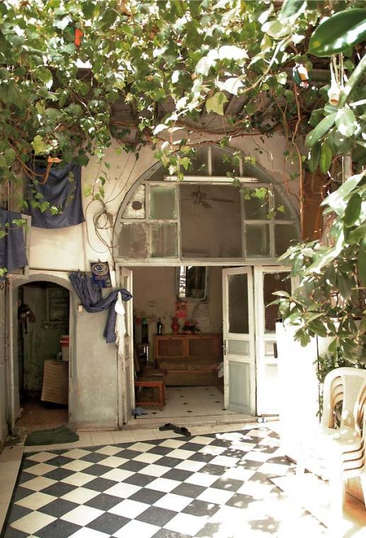 Les faubourgs de damas maillage distribution et trame for Agrandir une petite maison