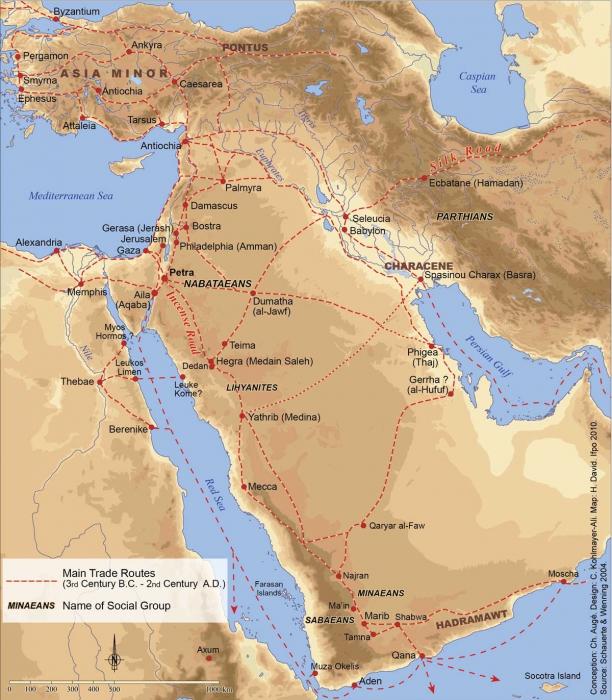 Top Sights in Saudi Arabia, Middle East