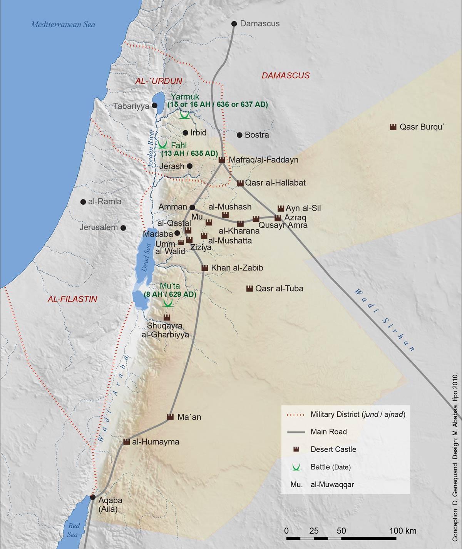 Atlas Of Jordan The Battle Of Mu Ta Presses De L Ifpo # Bibliotheque Saraya