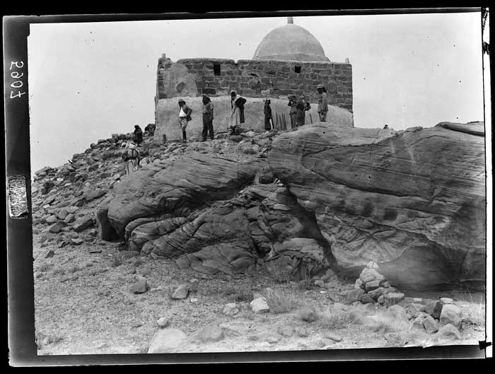 Atlas of Jordan - Pilgrimage and Shrines in Late Ottoman and