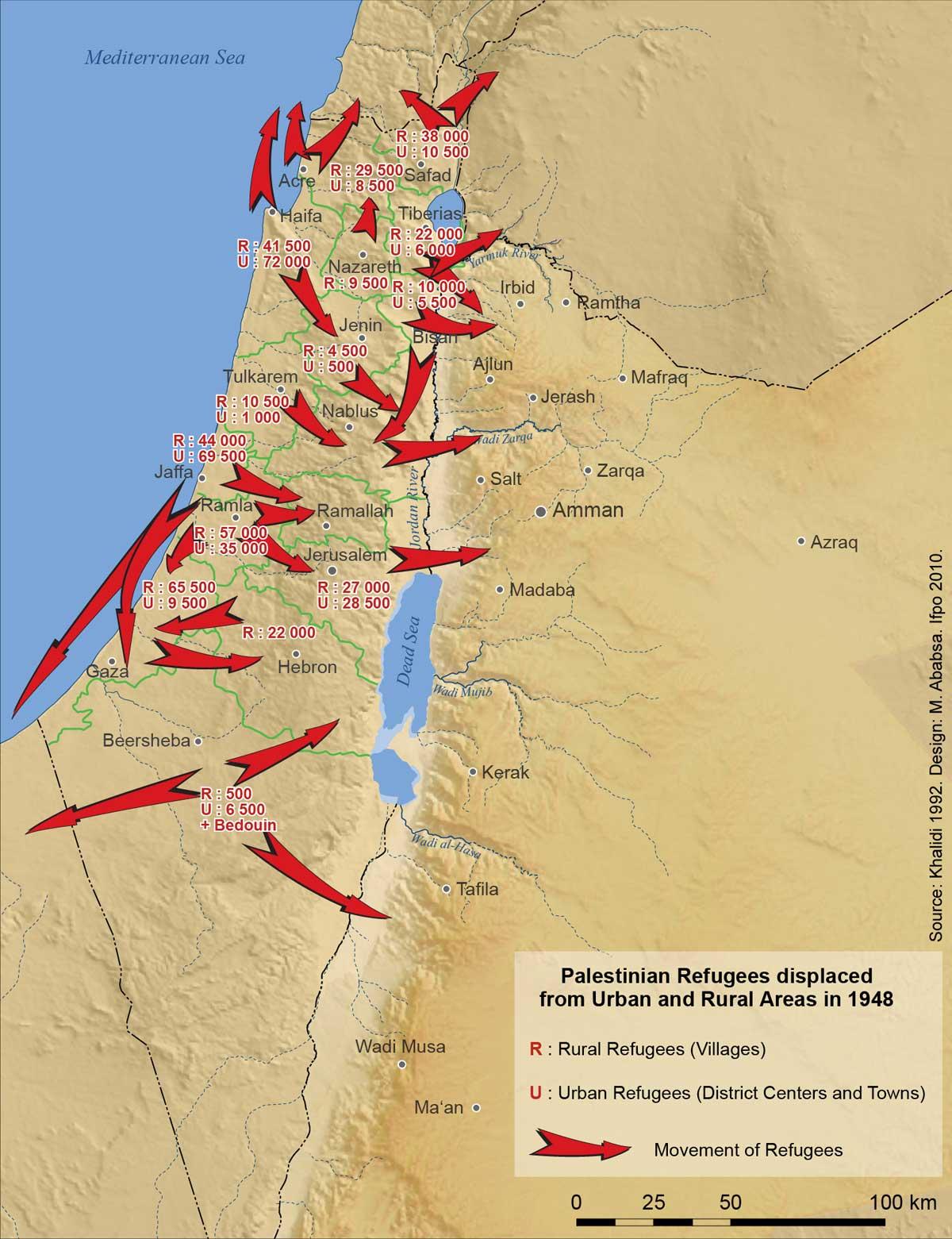 Atlas of Jordan Jordan and the Palestinians Presses de lIfpo