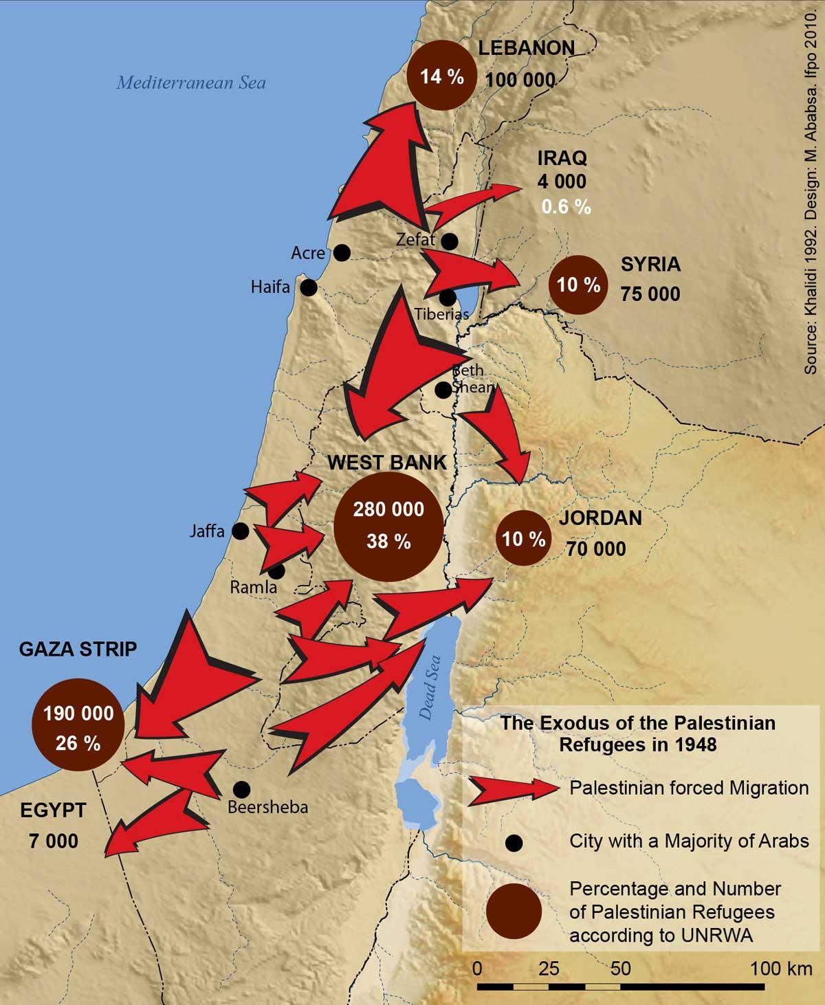 monte Vesubio Pasto vapor  Atlas of Jordan - Jordan and the Palestinians - Presses de l'Ifpo