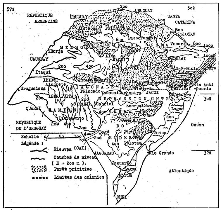 37be8d27f27 La colonisation allemande et le Rio grande do Sul - Chapitre premier ...
