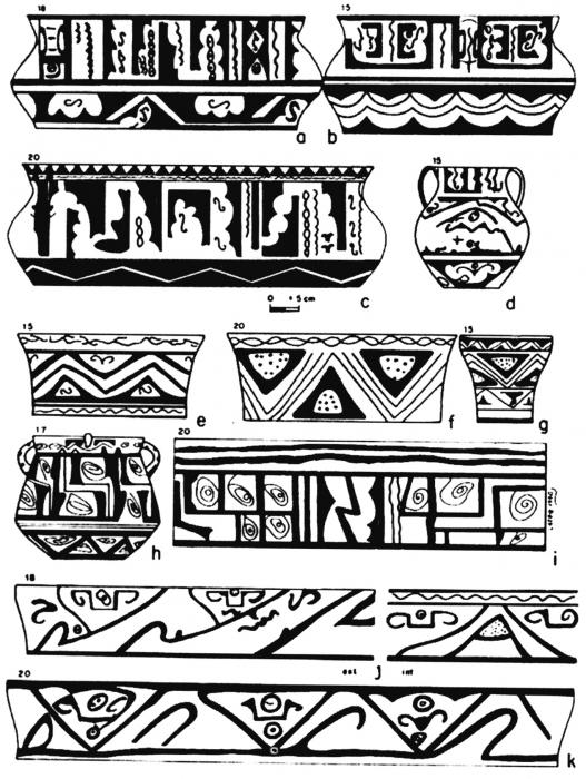 Saberes y memorias en los Andes - Patrón de asentamiento, estilos ...