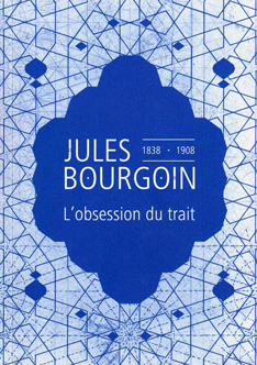 Couverture du catalogue de l'exposition Jules Bourgoin