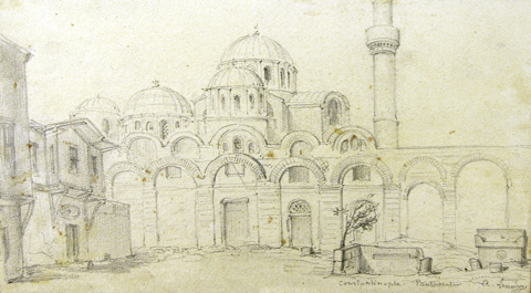L\'Orientalisme architectural e... - L\'Orient d\'Albert Lenoir (1801 ...