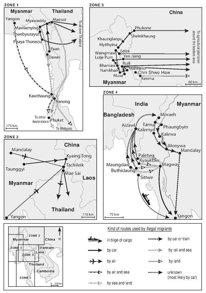 Informal Trade and Underground Economy in Myanmar - Part 2
