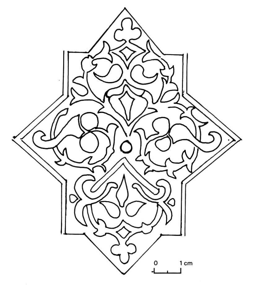 Le d cor sur bois dans l architecture de f s les bronzes for Art decoration pdf