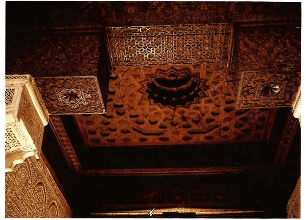Salon Fer Forgé Marocain : Palais et demeures de fès techniques traditionnelles