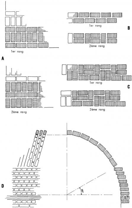 Palais et maisons du caire tome ii techniques de for Architecture egyptienne