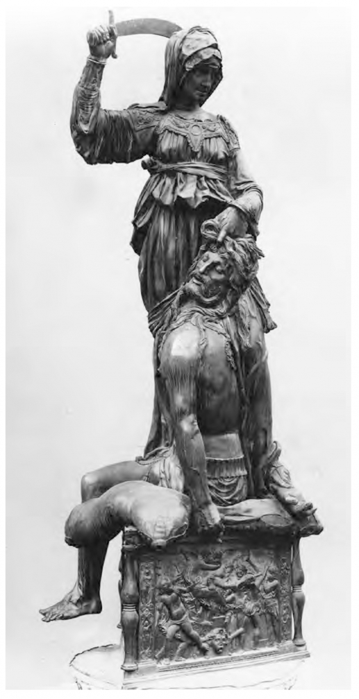 The Sword of Judith - 17. Donatello's Judith as the Emblem ...
