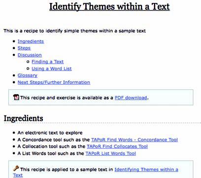 digital humanities pedagogy 10 teaching computer assisted text