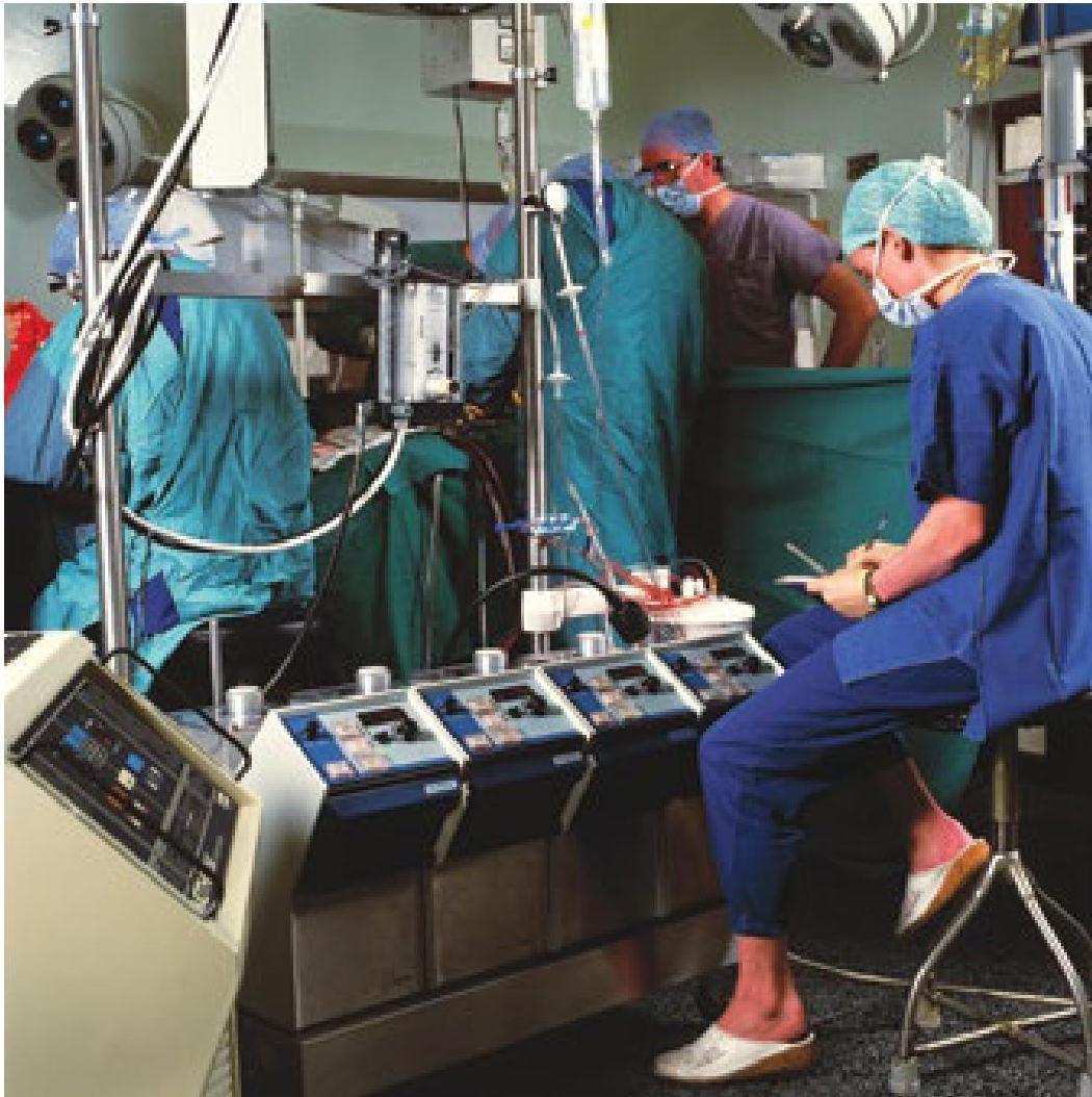 Heart Lung Bypass Machine Keeping   Asdela