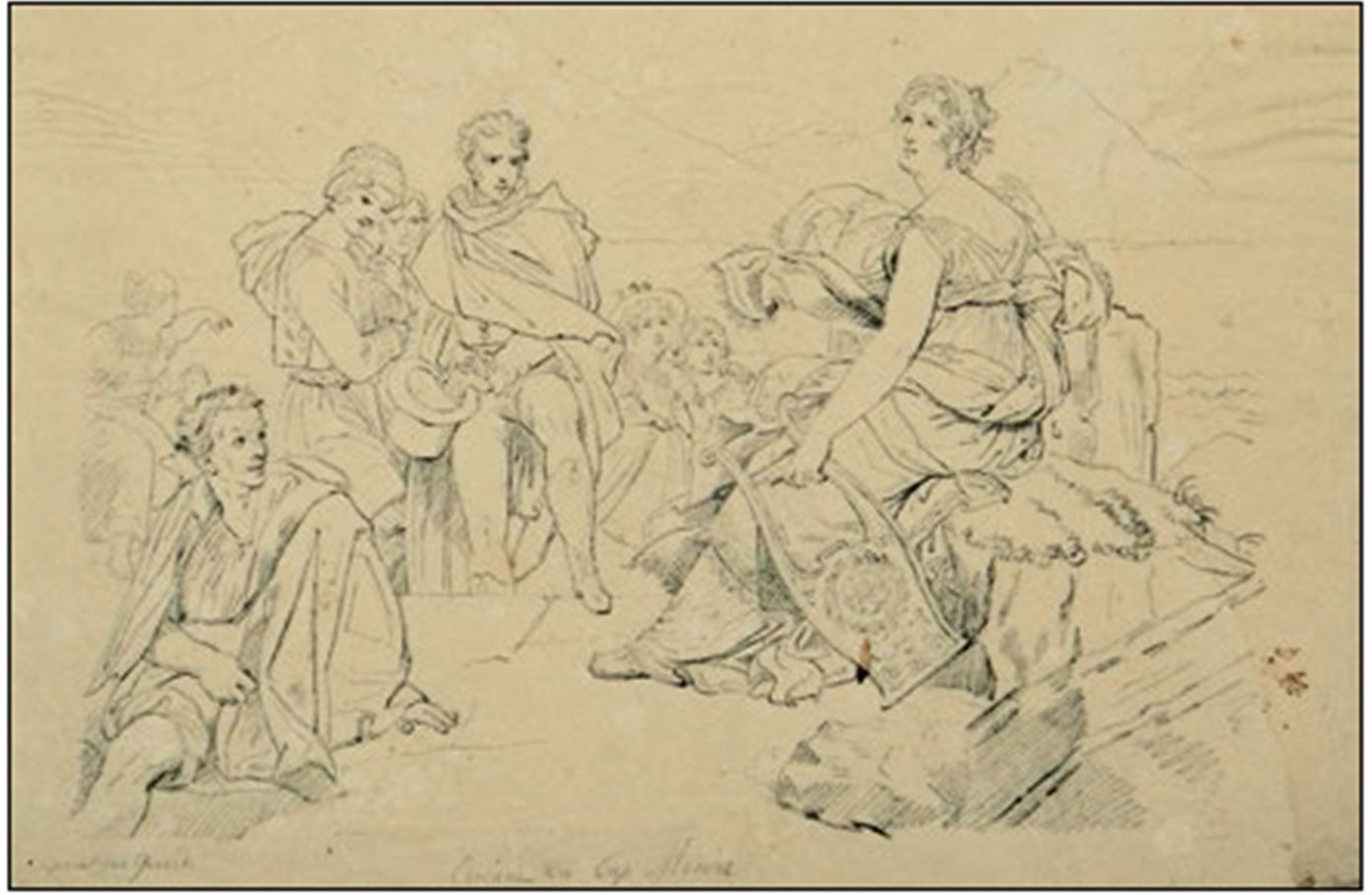 the life of august wilhelm schlegel 4 bonn and india 1818 1845