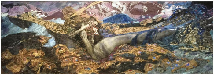 Modernism And The Spiritual In Russian Art 2 From Angels To Demons Mikhail Vrubel And The Search For A Modernist Idiom Open Book Publishers