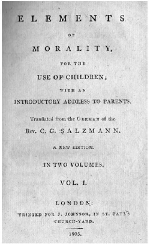 telling tales 3 elements of morality salzmann and wollstonecraft