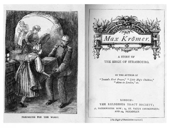 Telling Tales 21 The Franco Prussian War Open Book