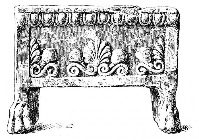 L Enfant Et La Mort Dans L Antiquite Iii Le Materiel Associe Aux