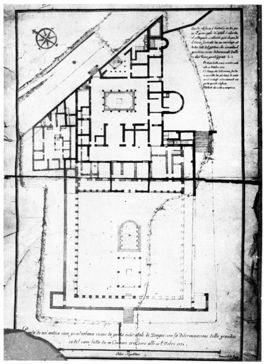 Herculanum et pomp i dans les r cits des voyageurs fran ais du xviiie si cle planches - Difference entre villa et maison ...