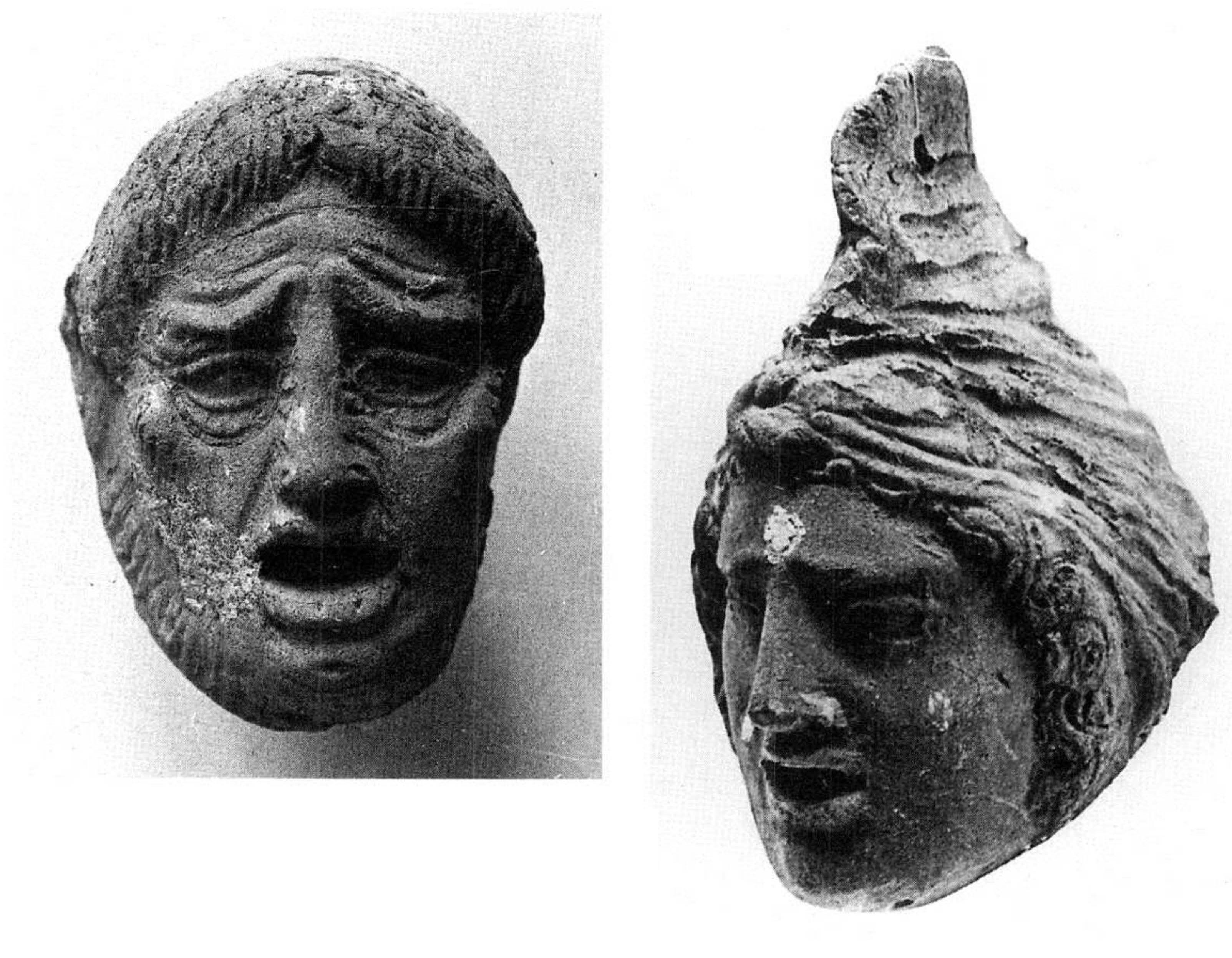 Le Maschere Ellenistiche Della Tragedia Greca Parte I