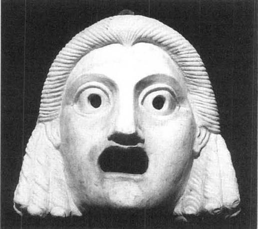 maschera bocca significato