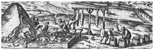 poissons dans le baril datant site