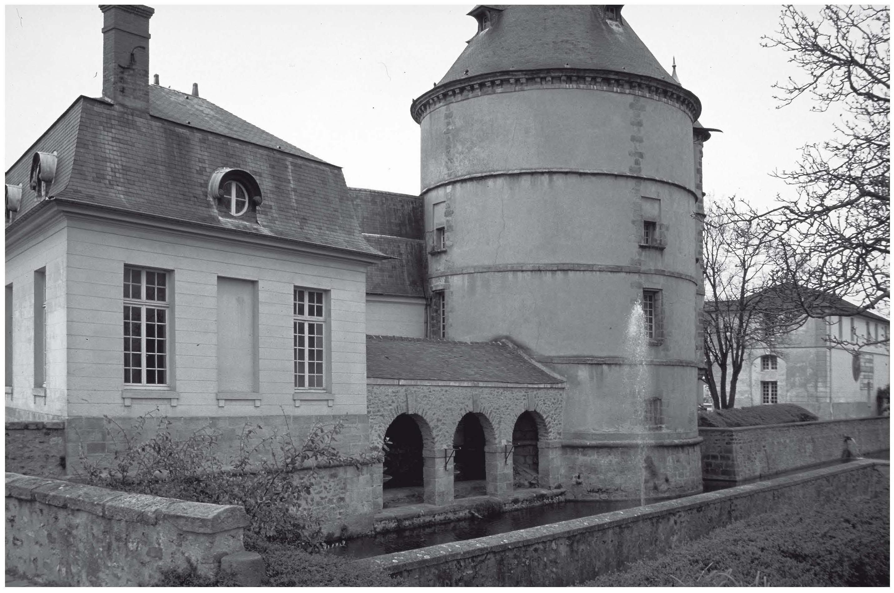Au service du ch u00e2teau Chapitre 1 Le service de la boucheÉditions de la Sorbonne # Garage Du Chateau Ste Genevieve Des Bois