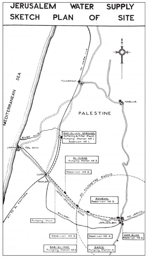 explication du conflit israélo palestinien